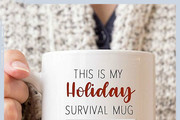 Funny And Festive Items For People Who Just Can't With The Holidays