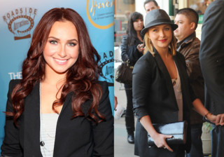 Hayden Panettiere Returns to Blonde