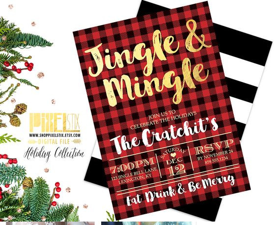 Jingle & Mingle Party