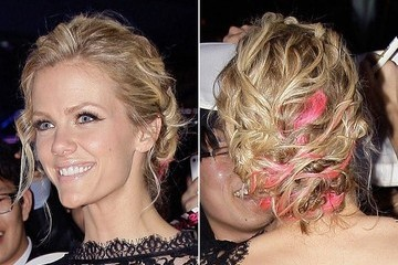 Brooklyn Decker Wears Sexy Updo at 'Battleship' Premiere