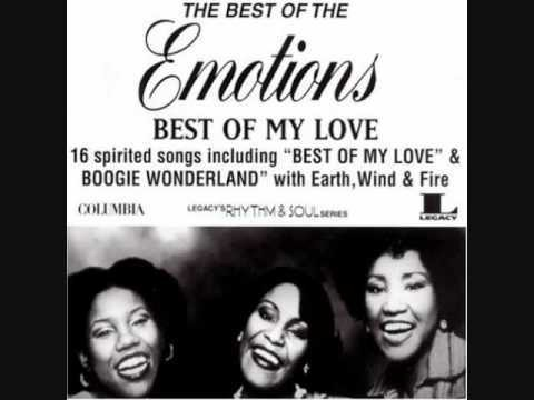 1977: 'Best Of My Love' by The Emotions
