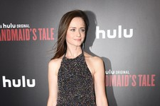 Look of the Day: Alexis Bledel's Beaded Beauty