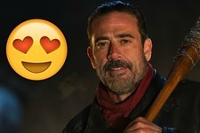 Negan Has Gone From the Most Hated Guy on TV to Everyone's 'Walking Dead' Crush