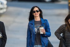 Look of the Day: Krysten Ritter's Blue Days