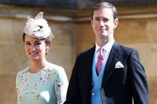 The Name Of Pippa Middleton's Baby Has Been Revealed, And It Has A Touch Of Royalty