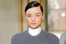 Miranda Kerr's Most Beautiful and Most Bizarre Runway Looks
