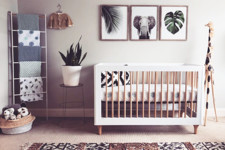 25 Organization Hacks For Tiny Baby Nurseries