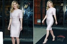 Look of the Day: Alice Eve's Classic Moment