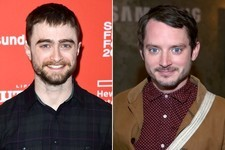 You Won't Be Able to Look Away From This GIF of Daniel Radcliffe Morphing Into Elijah Wood