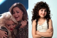 6 Adorable Photos of Curly Sue Now That Alisan Porter Has Won 'The Voice'