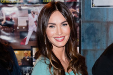 Megan Fox Appears on 'Kimmel,' Says Her Unborn Baby Sends Her 'Messages'
