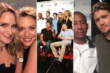 The Cast of 'One Tree Hill' Reunites & Belts the Show's Beloved Theme Song