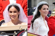 How Meghan And Kate Pulled Off Their Fairy-Tale Weddings In Their Own Ways