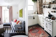 Genius Ways To Use Rugs In Even The Smallest Of Apartments