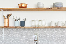 How To Master The Art Of Open Kitchen Shelving