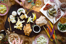 The Most Mouthwatering Cheese Platters on Instagram