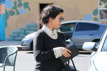 Kourtney Kardashian Maternity Style