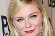 Kirsten Dunst Short Side Part