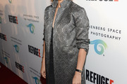 Rashida Jones Evening Coat