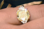 Freida Pinto Gemstone Ring