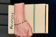 Zooey Deschanel Hard Case Clutch