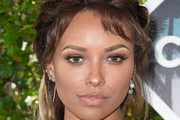 Kat Graham Half Up Half Down