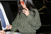 Kourtney Kardashian Crewneck Sweater