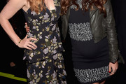 Amy Adams Print Dress