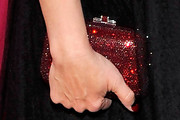 Jennifer Tilly Hard Case Clutch