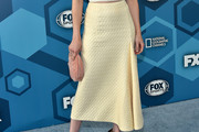 Emma Roberts Full Skirt