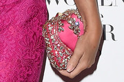 Elizabeth Hurley Beaded Clutch
