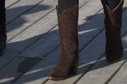 Kate Middleton Cowboy Boots