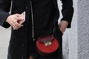 Lucy Hale Chain Strap Bag