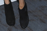 Tyra Banks Ankle Boots