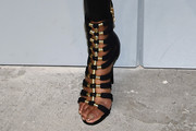 Jourdan Dunn Gladiator Heels