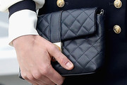 Kate Middleton Quilted Clutch