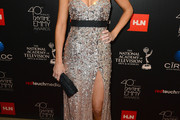 Chrishell Stause Beaded Dress