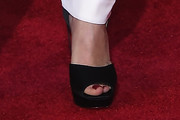 Allison Williams Peep Toe Pumps