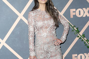 Jordana Brewster Lace Dress