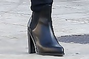 Julia Roberts Ankle Boots
