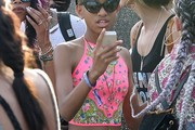 Willow Smith Crop Top