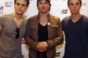Ian Somerhalder Leather Jacket