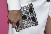 Adriana Lima Gemstone Inlaid Clutch
