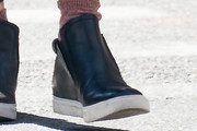 Naomi Watts Wedge Boots