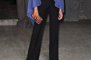 Jourdan Dunn Wide Leg Pants