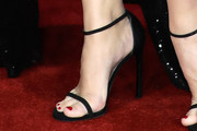 Kelly Brook Strappy Sandals