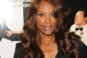Beverly Johnson Long Curls
