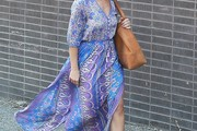 Minka Kelly Print Dress