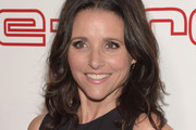 Julia Louis-Dreyfus Medium Wavy Cut