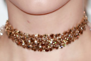 Katy Perry Gemstone Choker Necklace